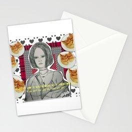 (Badgalriri - Rihanna) - yks by ofs珊 Stationery Cards