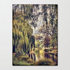 Avon River Canvas Print