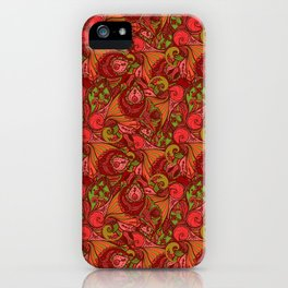 Indian-pattern iPhone Case