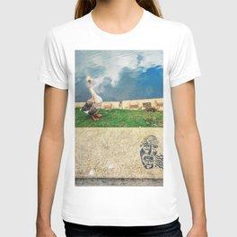 We are watching U T-shirt