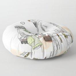 OK?! Floor Pillow