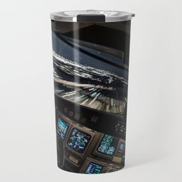 32R Clear to land Travel Mug