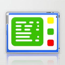 Beta One Command Base Laptop & iPad Skin