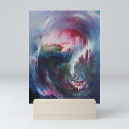 Time Warp Mini Art Print