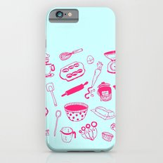 Lets bake a cake Slim Case iPhone 6s