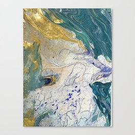Come Forth as Gold Canvas Print