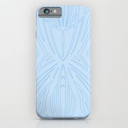 Pinstripe Pattern Creation 6 iPhone Case