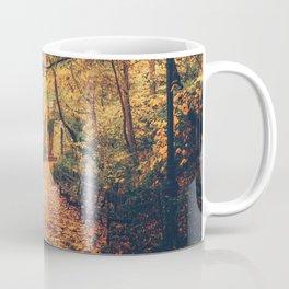 Autumn Walk New York City Coffee Mug