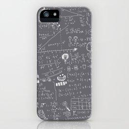 Maths iPhone Case