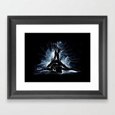 METAMORPHOSItre Framed Art Print