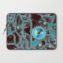 Steampunk,gears Laptop Sleeve