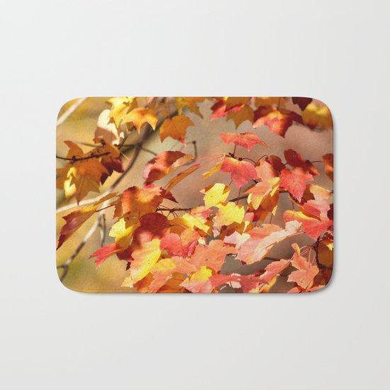 Fall Day Bath Mat