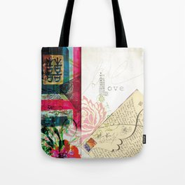 Chinese Elegant Tote Bag