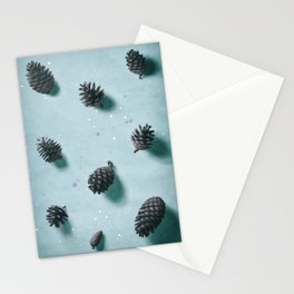 smell of pine forest Stationery Cards