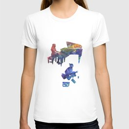 Harmony Through Color T-shirt