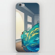 Deep Thoughts iPhone Skin