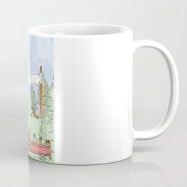 The Mountian. Coffee Mug