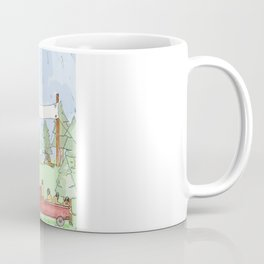 The Mountian. Coffee Mug