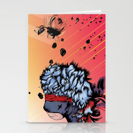 Ninja Bear & Lagorca Stationery Cards
