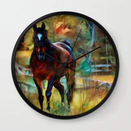 Regal Wall Clock