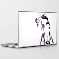 iwatobi Laptop & iPad Skins featuring Free Haru by Blue