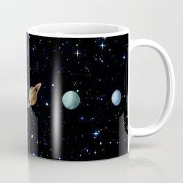 Planetary Solar System Coffee Mug