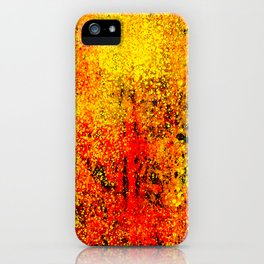 InkCore Four iPhone Case