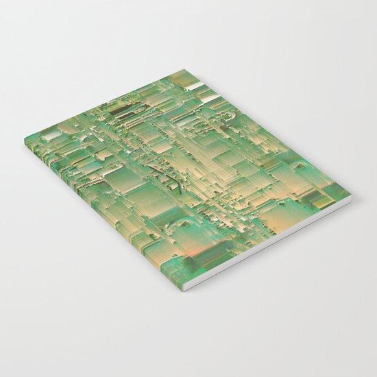 Energy bar Notebook
