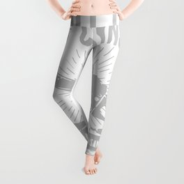 All I Need Is This Chainsaws Leggings