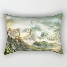 Exodus Rectangular Pillow