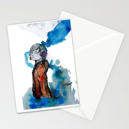 Musically Influenced Stationery Cards