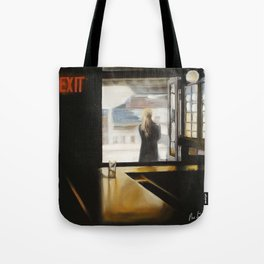 """SUBWAY INN"" Tote Bag"