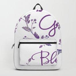 Blessed GRAM Cool GRAM Backpack