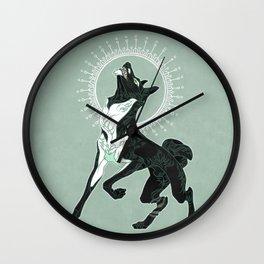 Saga of Lord Emil Wall Clock