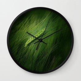 Getreide  Wall Clock