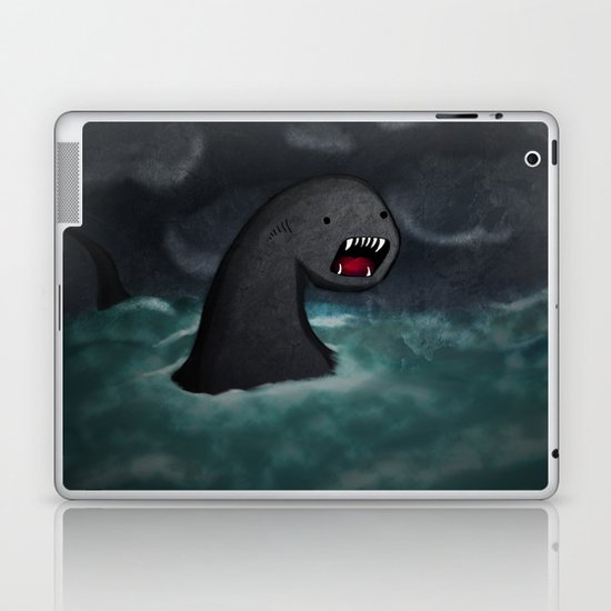 Mar Beast Laptop & iPad Skin