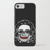 mike wrobel iPhone & iPod Cases featuring Mike... by Dave Bell