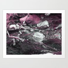 water effects Art Print