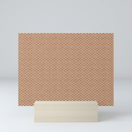 Fishnets and Skin Texture Mini Art Print