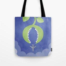 Venus Skytrap Tote Bag