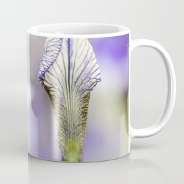 Flight of Butterflies Iris Coffee Mug