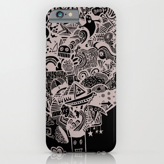 mind blown iPhone & iPod Case