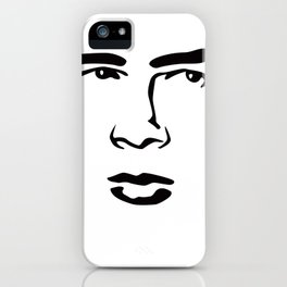 Old Hollywood - James Byron Dean iPhone Case