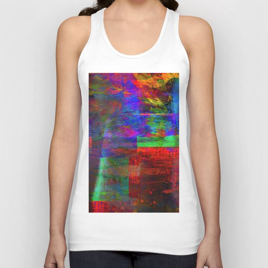 abstract design # # Unisex Tank Top