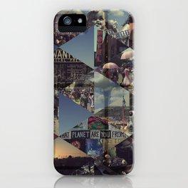 Glasto 2010 iPhone Case