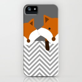 Be curious iPhone Case