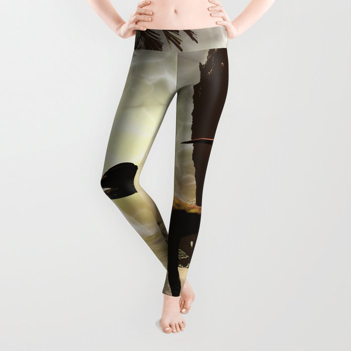 The other world Leggings
