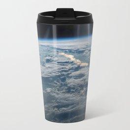 ISS-47 Lake Balkhash, eastern Kazakhstan Travel Mug