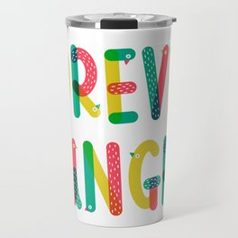 Forever Hungry Travel Mug
