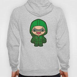 Green Archer Hoody